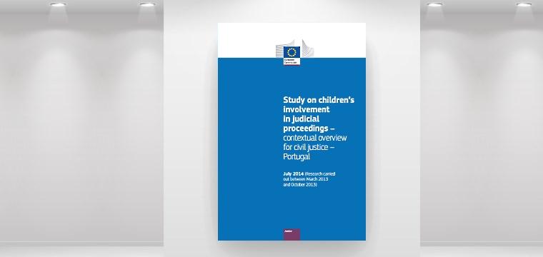 Estudos sobre o envolvimento das crianças em processos judiciais
