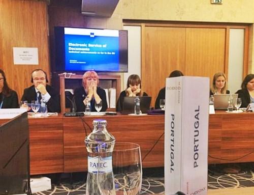 62.ª Reunião dos Pontos de Contacto da RJECC