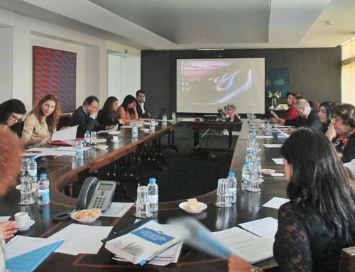 VIII Reunião Trimestral de Membros Nacionais da RJE-Civil