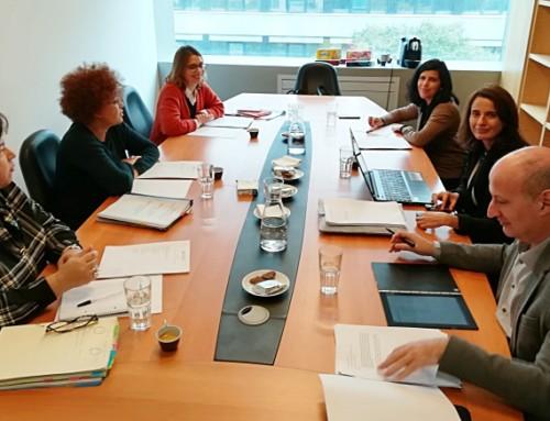 Reunião de Trabalho – Revisão dos Regulamentos 1206/2001 e 1393/2007