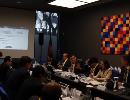 Segundo dia da 2ª Ronda de trabalhos da XX Cumbre Judicial Ibero-Americana, em Lisboa.