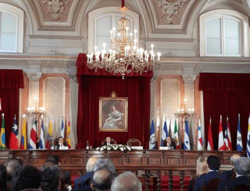 1º dia da 2ª Ronda de trabalhos da XX Cumbre Judicial Ibero-Americana, em Lisboa