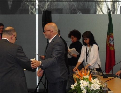 Último dia da 2ª Ronda de trabalhos da XX Cumbre Judicial Ibero-Americana, em Lisboa.