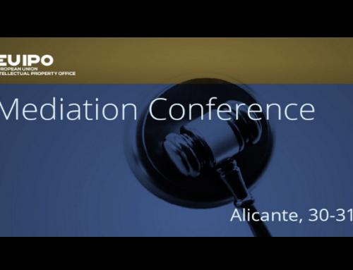 EUIPO 2ª Conferência sobre Mediação em IP: 30 & 31 maio 2019