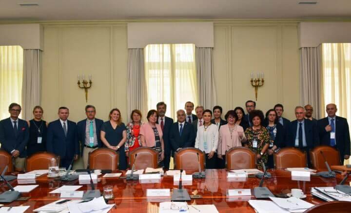 Reunião do CEJE foto