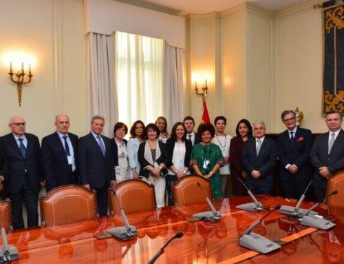 Reuniões da Comissão de Ética Judical Ibero Americana e da Comissão de Ética Judicial Espanhola