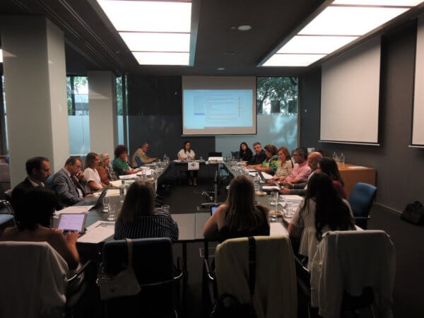18 Reunião membros nacionais